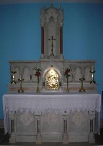 Altar at Stratherrick