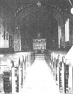 Church and Altar