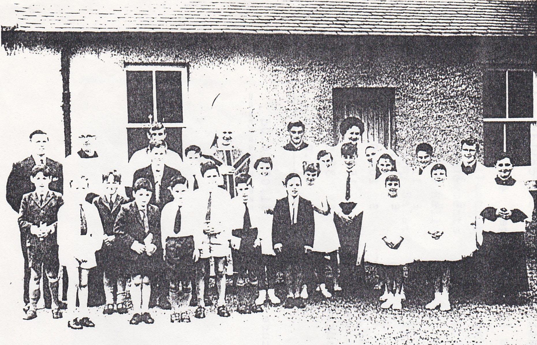 The History of St Mary s – St Mary s RC Church Nairn