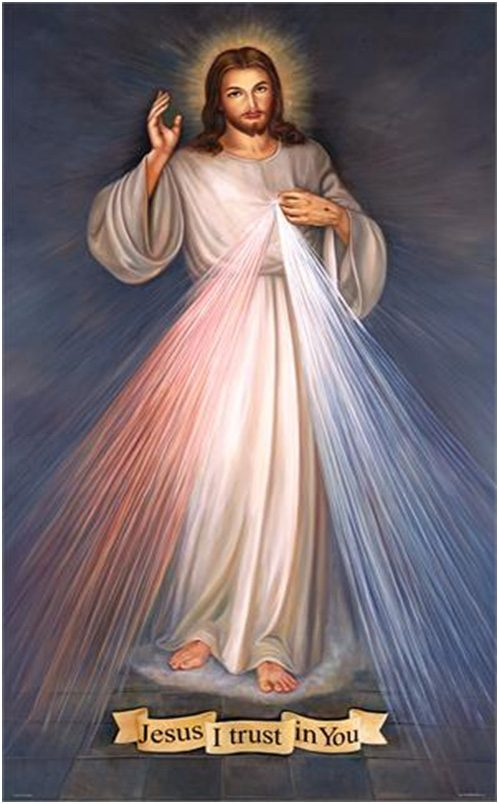 Celebrate the Feast of Divine Mercy – Sunday 28 April 2019 at St Mary's Parish Inverness – St Mary's RC Church Nairn