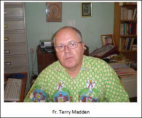 Fr Terry Madden